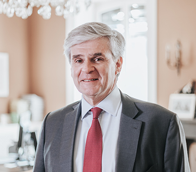 François Canonica Ancien Bâtonnier Associé fondateur, Canonica et Associés