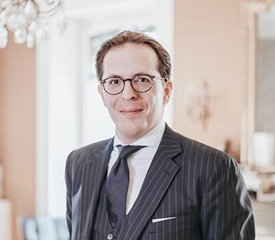 Nicolas Gurtner, Avocat associé, Canonica et Associés
